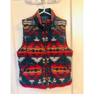 American Eagle Vest Size Large